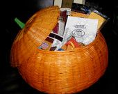 halloween pumpkin gift baskets