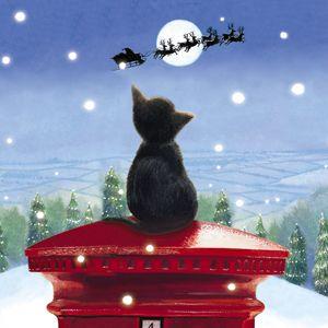 """""""Kitten's Christmas"""""""