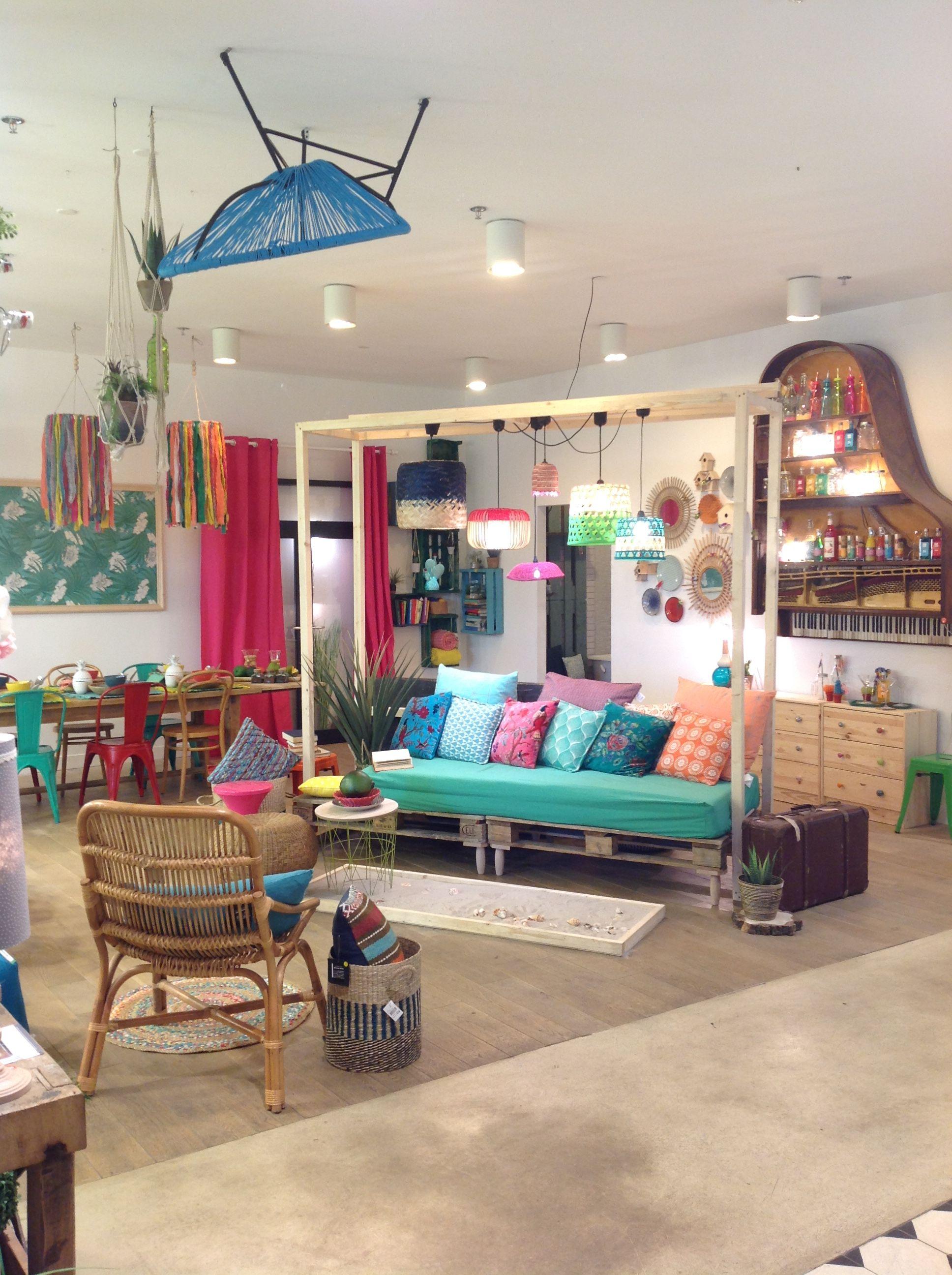 Salon Herblay Declic Vacances Nomades Deco Maison