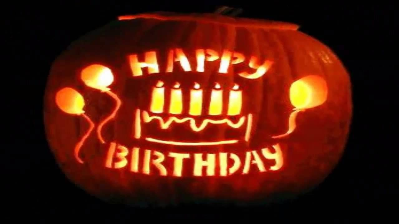 Pin by ivy greene on happy birthday images pinterest birthday halloween birthday halloween 2017 happy halloween birthday parties birthday photos happy birthday images invitation cards pumpkin cakes bookmarktalkfo Images