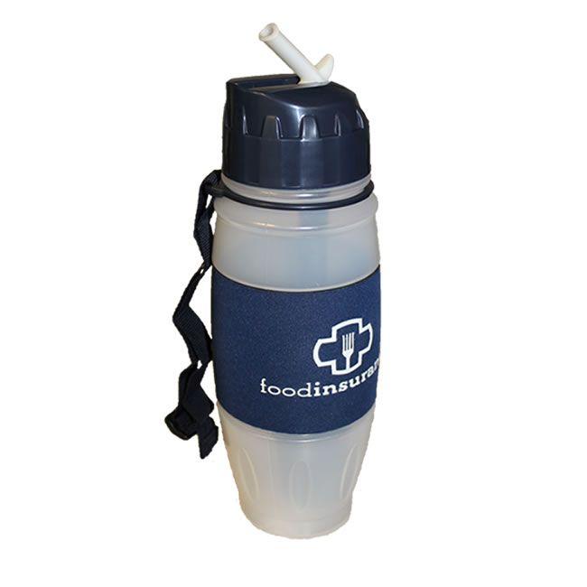 giardia water bottle