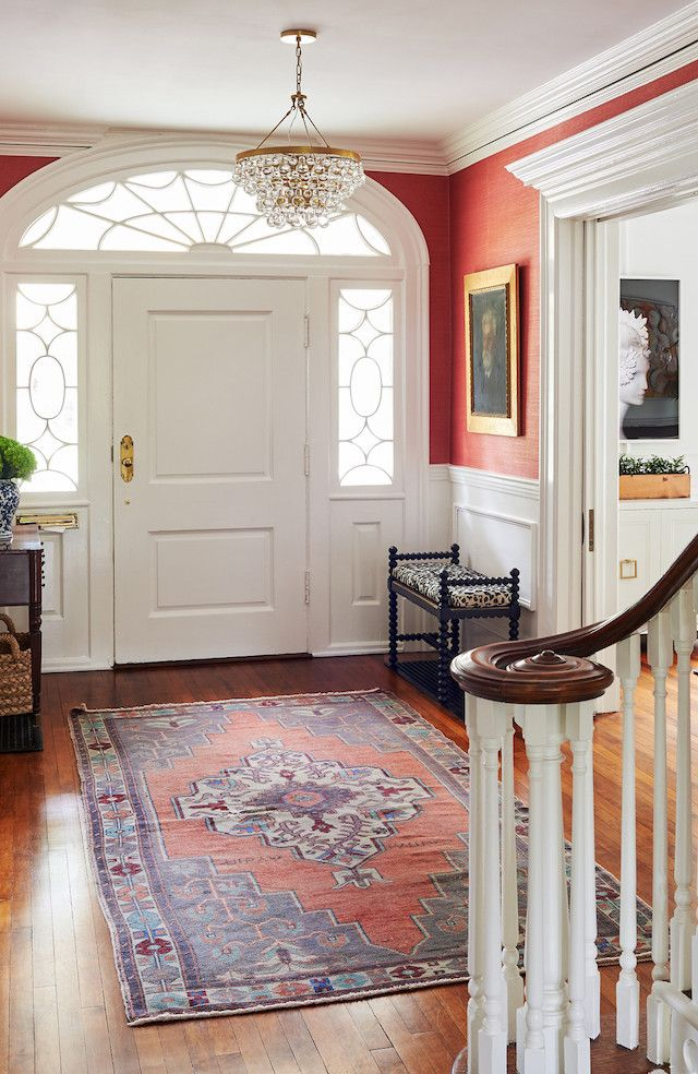 A Historical House Gets a Colorful Update - Emily A. Clark