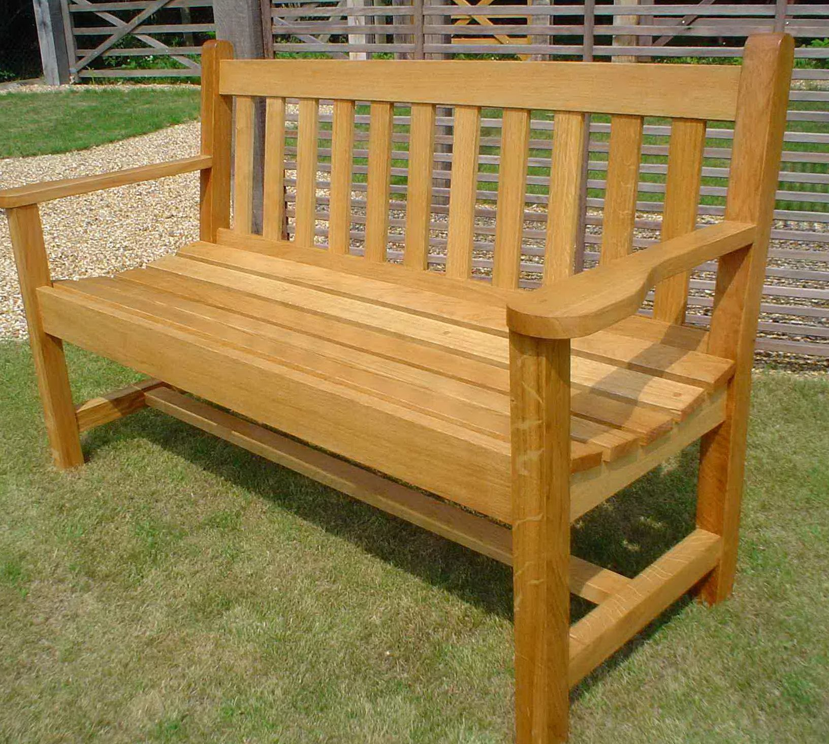 Marvellous Design Wooden Garden Benches Modern Decoration Wooden