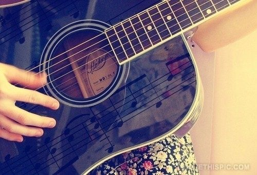 tumblr guitar photography - Buscar con Google