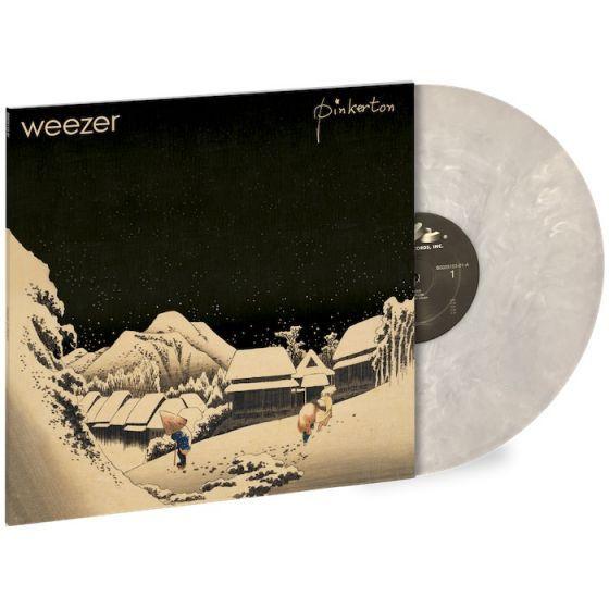 Pin By Jeffrey Worthen On Vinyl Love Weezer Rivers Cuomo Lp Vinyl