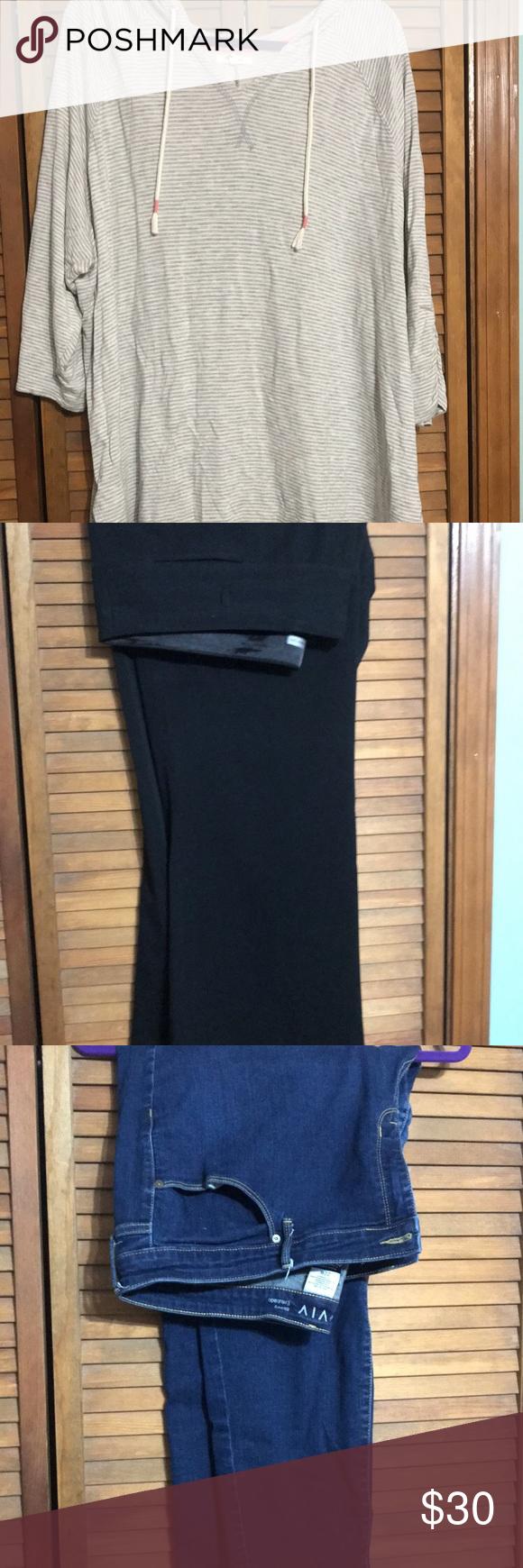 Women S Plus Size Clothes Clothes Plus Size Black Dress Pants [ 1740 x 580 Pixel ]