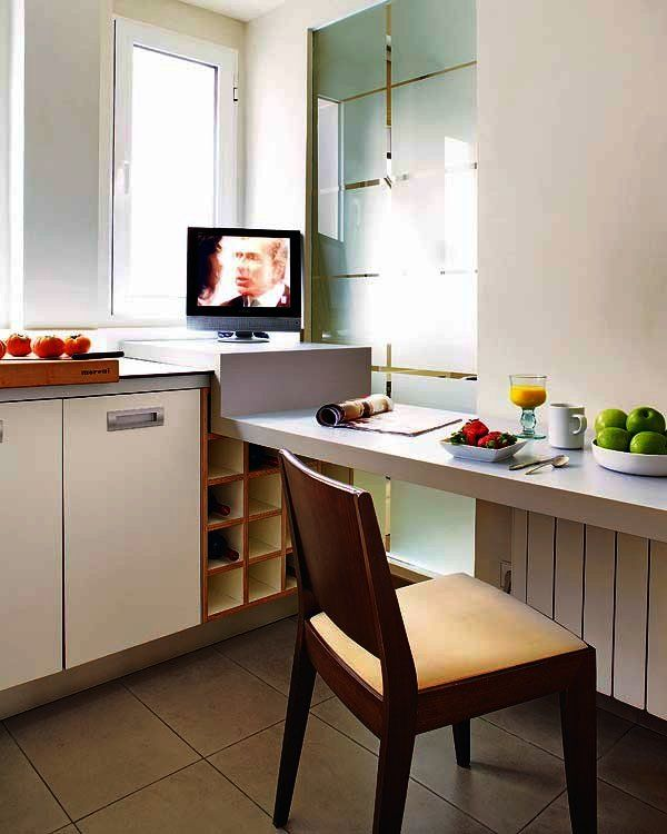 Cocinas con barra y sus planos remodelacion planos for Barras de cocina modernas