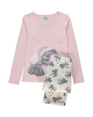 New Ladies Womens M/&S Pyjama TOP Tatty Teddy Long sleeve T-shirt Size 16 18