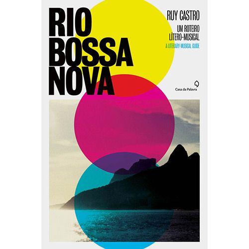 Rio Bossa Nova Cartaz Capas De Livros