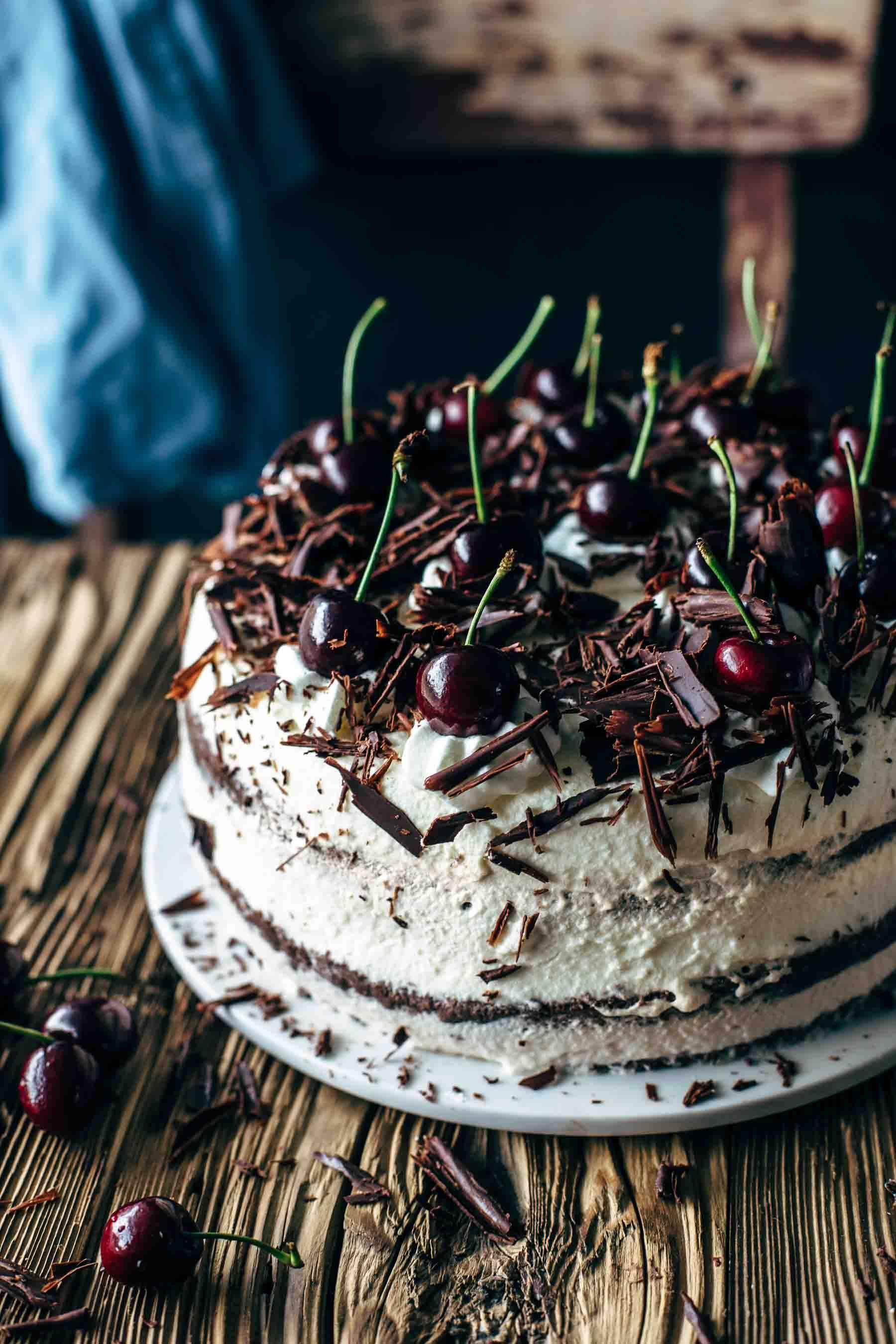 Authentic Black Forest Cake Recipe How To Describe This Authentic