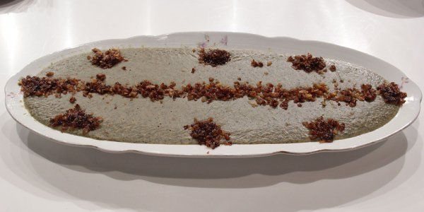 Cbc Sofra طريقة تحضير بصارة منى الطرابيشي Recipe Desserts Food Appetizers