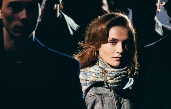 Isabelle Huppert por Philip-Lorca diCorcia. Una combinación perfecta.