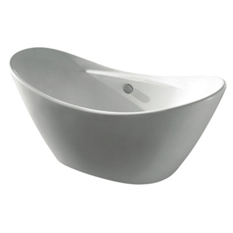 Rick Mclean S Designer Bathware 1720mm Freestanding Bath