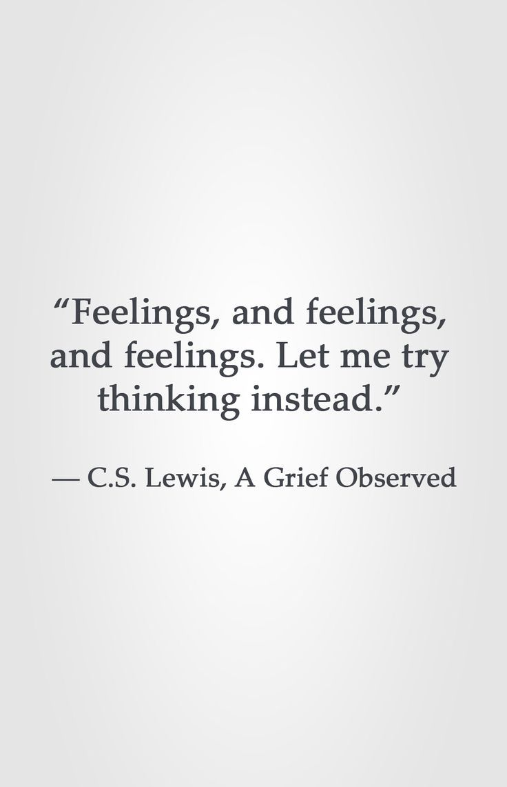 C.S. Lewis Grief Observed Quotes