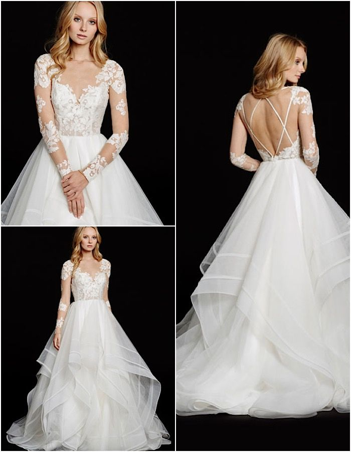 These Hayley Paigewedding dresses are the ultimate feminine bridal style that have the sweetest and softest designs to love. The lace and whimsically polished details are all so spectacular! You can see the smallest touch of edginess in these gowns and effortlessly flowing silhouettes, but it's all part of the Hayley Paige wedding dresses enchanting […]