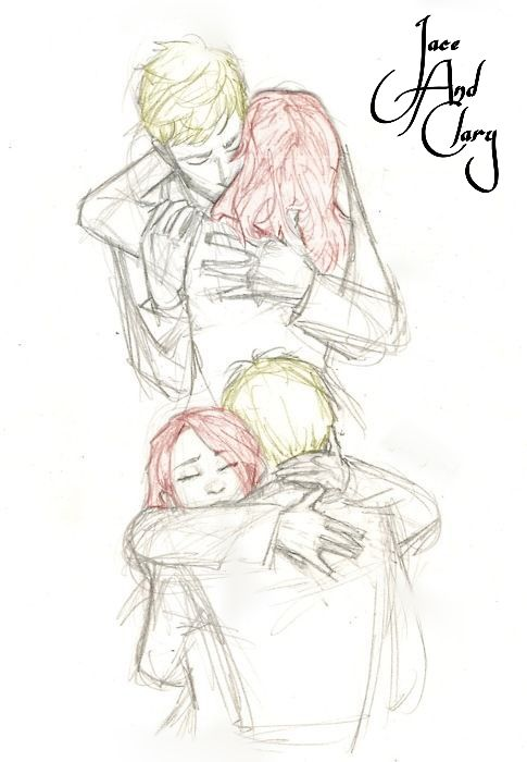 I love this one so much Jace&Clary