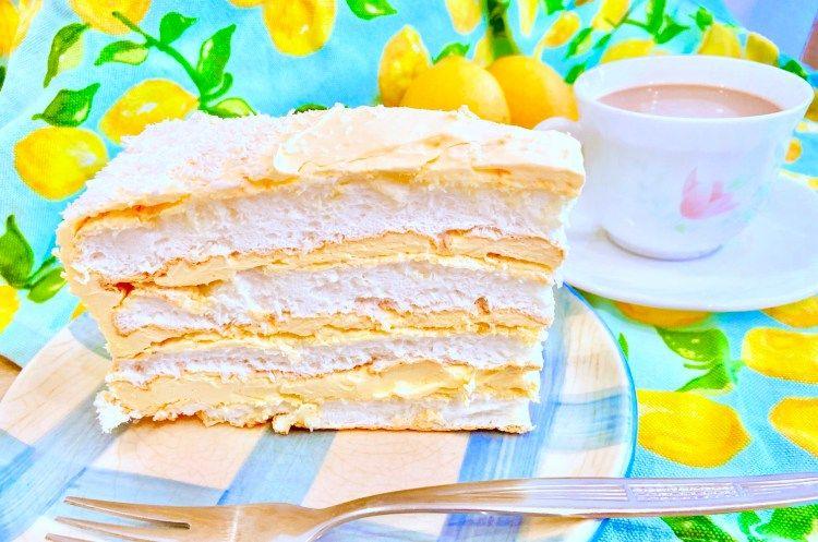 Keto angel cake recipe in 2020 angel cake angel food