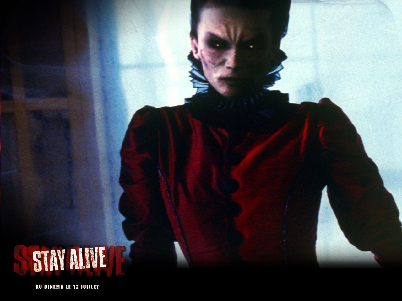Elizabeth Bathory Ghost On Stay Alive Staying Alive Movies Full Movies Online Free