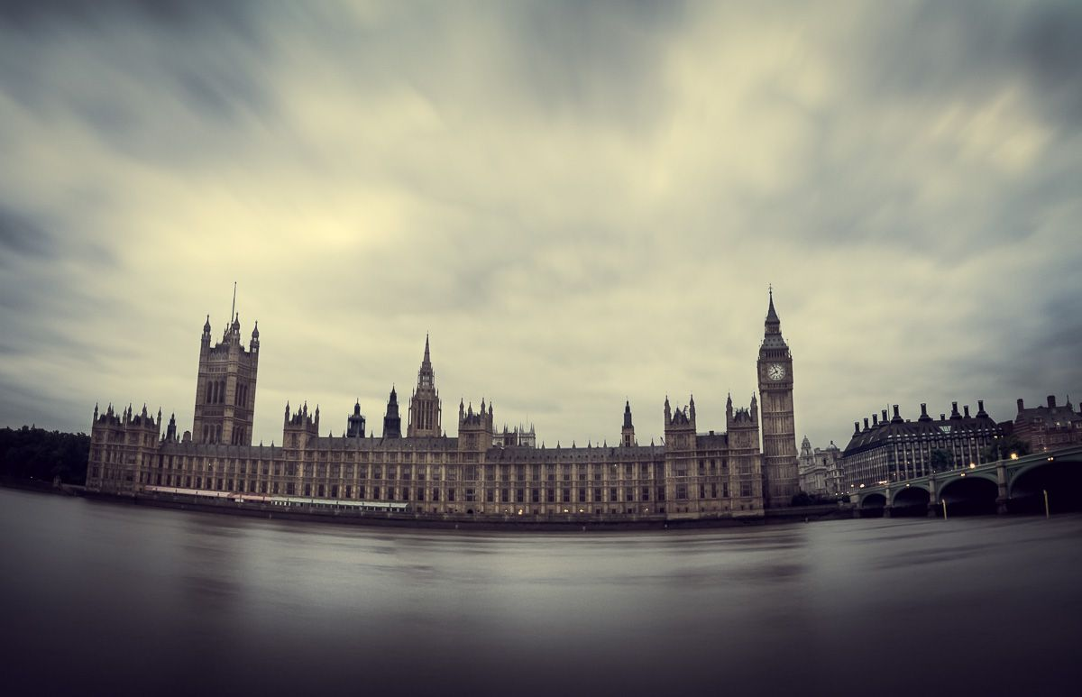 House of Parliament, London – Photo by Johnny Deis