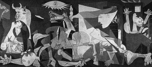¿Qué sensaciones te despierta el 'Guernica', de Picasso? El Guernica cumple 75 años. (El País, 10/05/12)