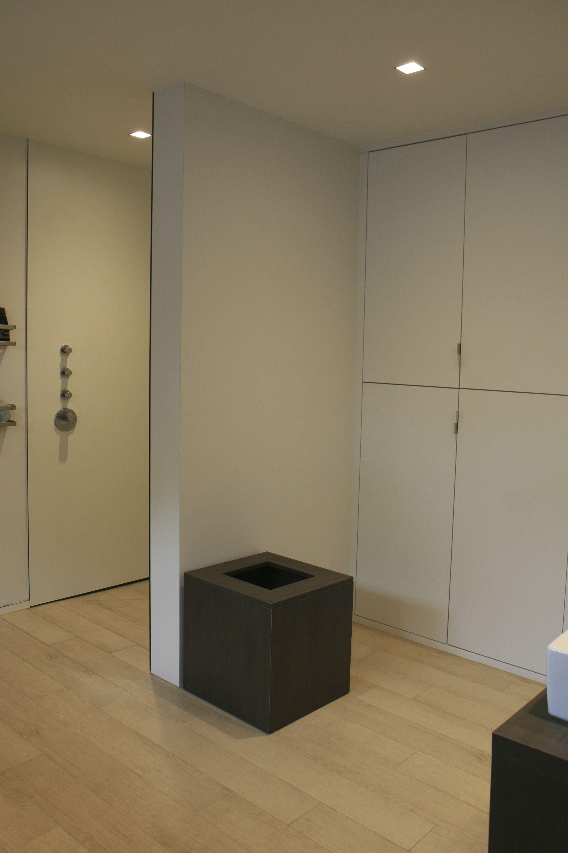 keramische parketvloer in badkamer en douche | my interior projects ...
