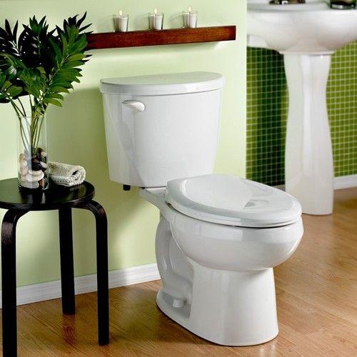 American Standard Evolution 2 Elongated Toilet Toilet