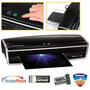 Plastificadora Fellowes Venus 2 Din A3 Profesional 250 micrahttp://www.selfpaper.com/html/plastificadora-fellowes-venus-din-a3-profesional-g.html