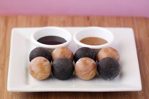 Donut Holes Using Cake Pop Maker