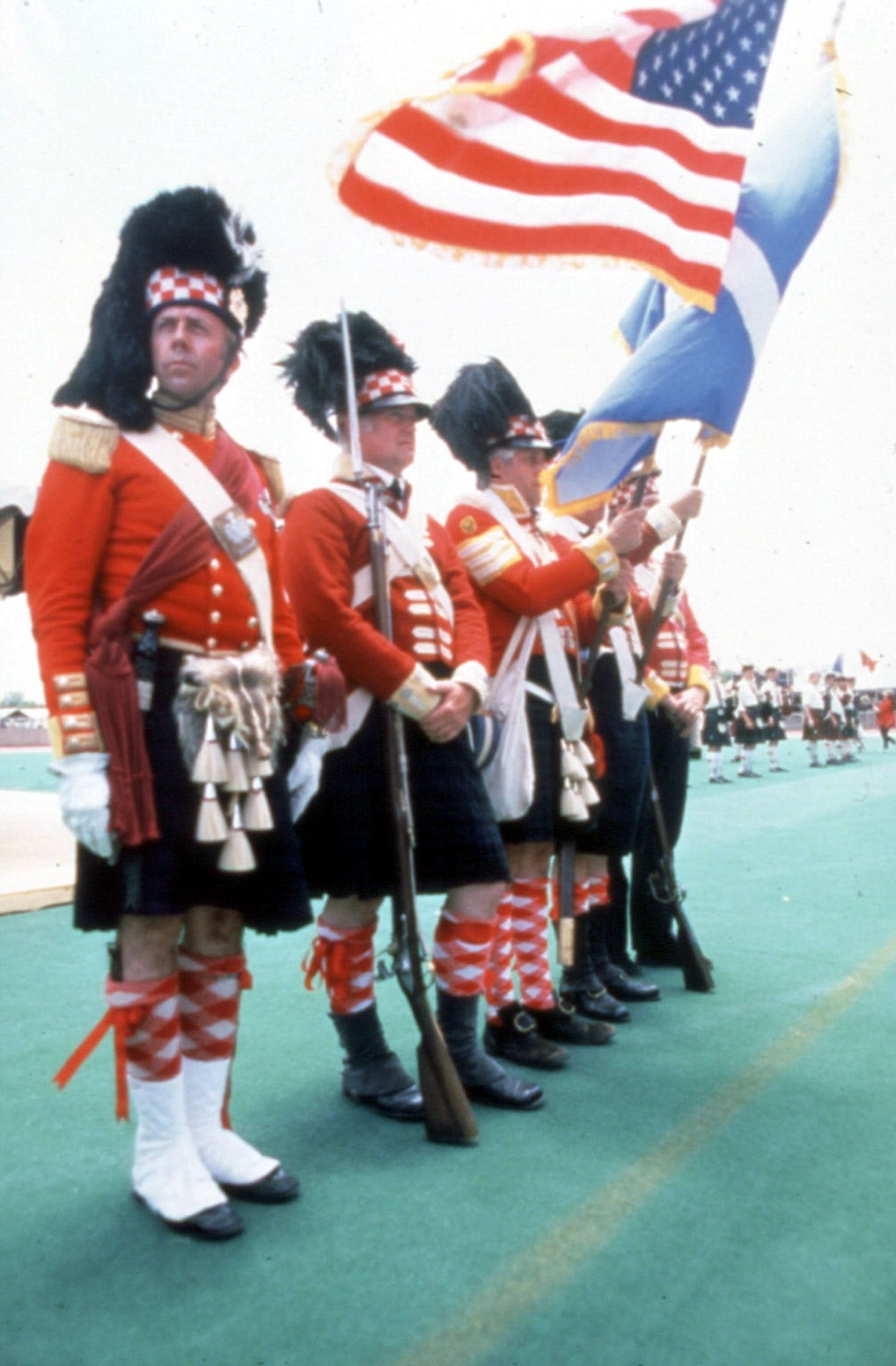 The Texas Scottish Festival & Highland Games is set for