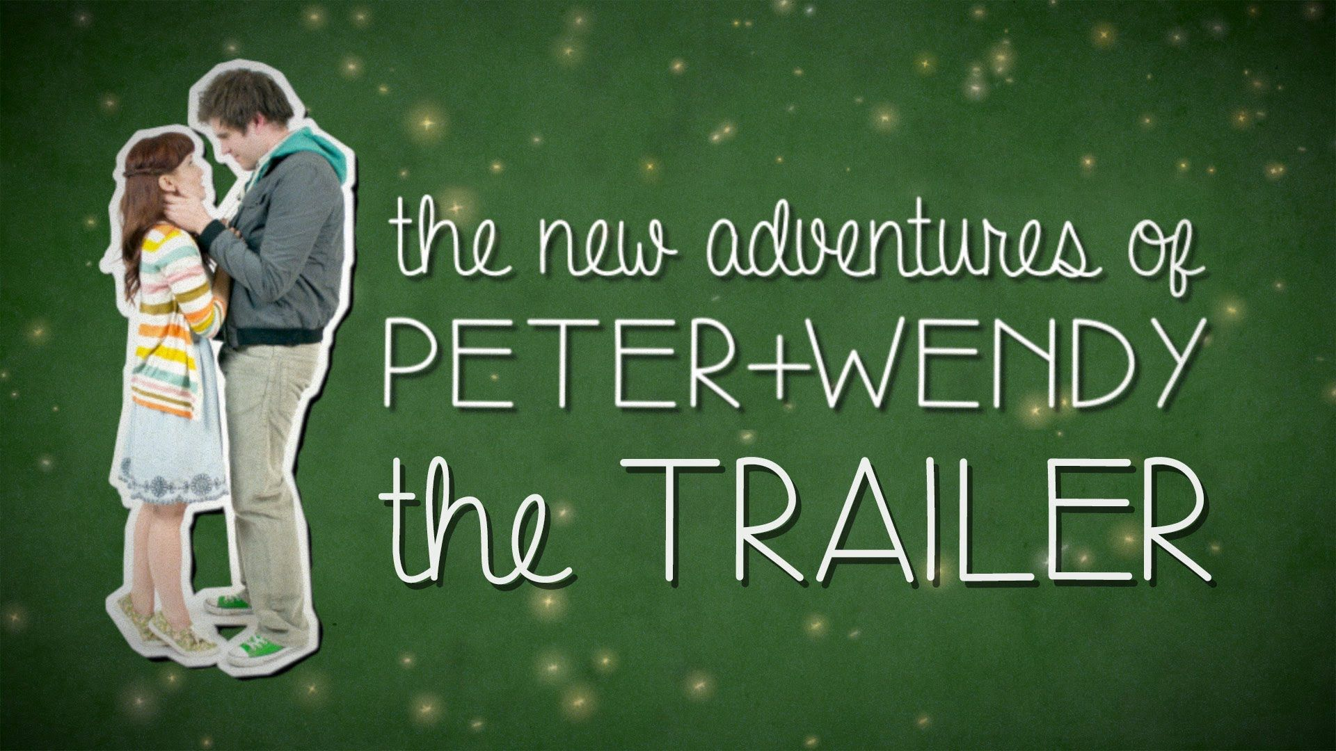 A Peter Pan Web Series Official Trailer Season One Movies And Tv