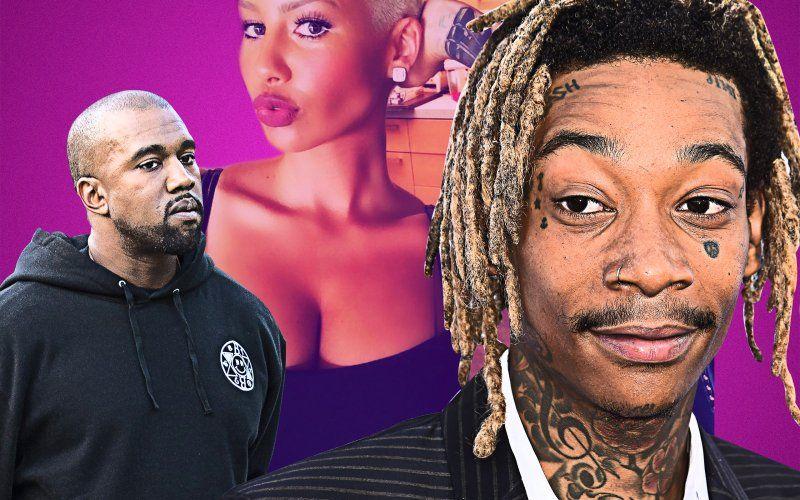 Kanye West And Amber Rose S Never Ending Soap Opera Kanye West Kanye Amber Rose