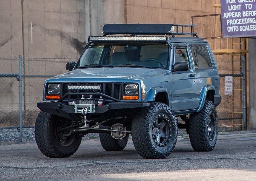 Modified 1998 Jeep Cherokee Jeep cherokee, Jeep cherokee