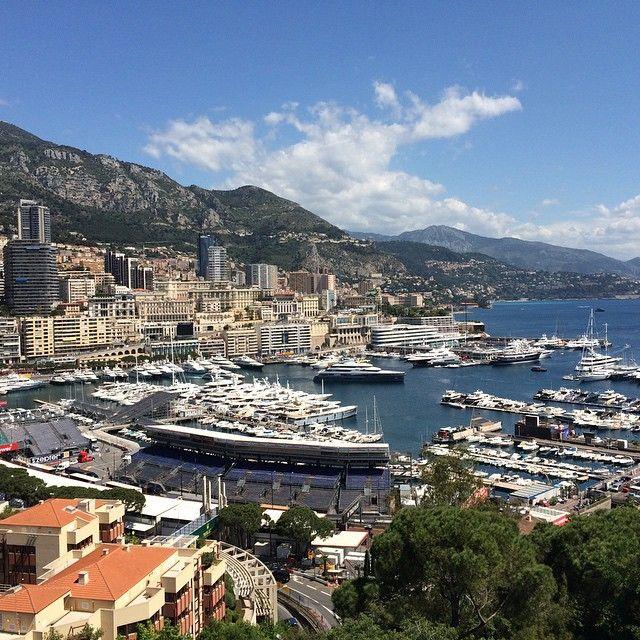 #Rocher by sskaby.gr from #Montecarlo #Monaco