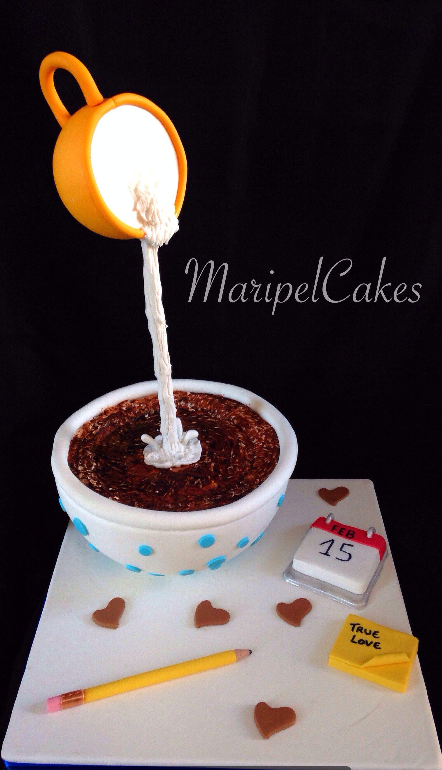Cake milk