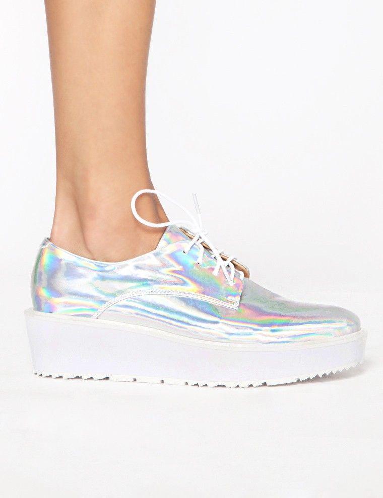 Holo shoes, Hologram shoes