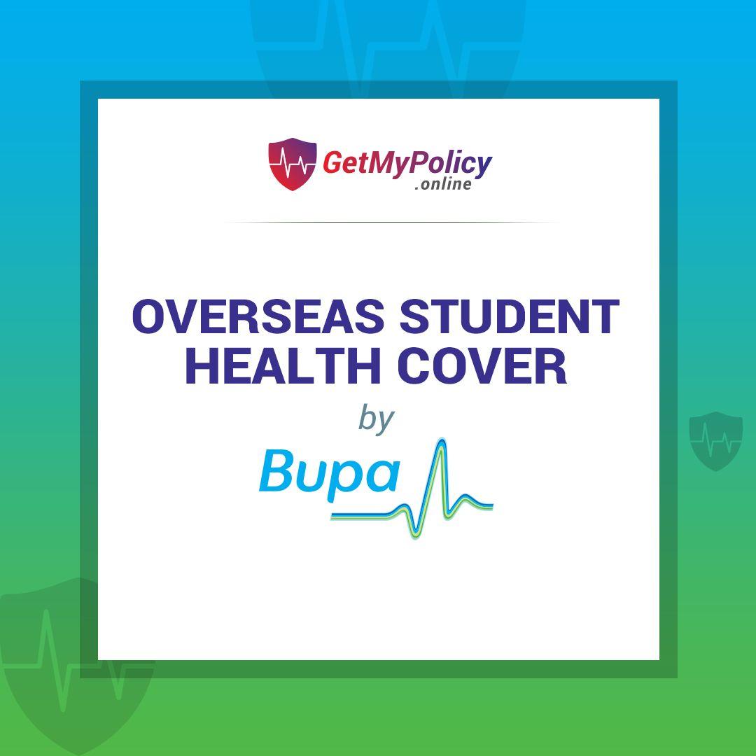 Bupa Overseas Student Health Cover Bupa Bupaoshc