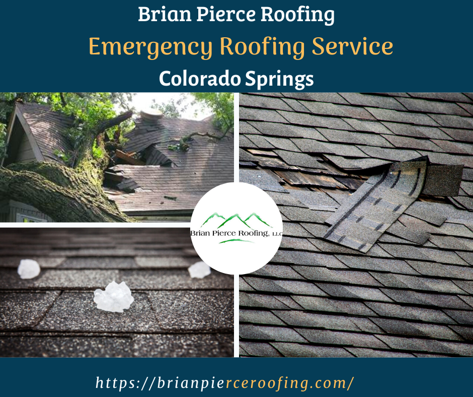 Emergency Roofing Service Colorado Springs 24 7 Emergency Services In 2020 Roofing Services Cool Roof Best Roofing Company