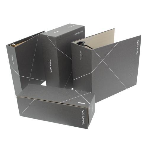 National Office Binder Box Kit 255209, 255211, 255214SO