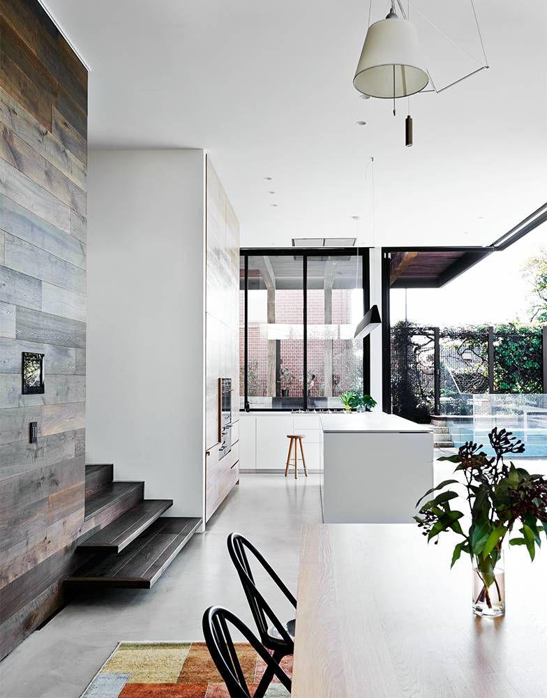Robson Rak Architects – Malvern | Küchen | Pinterest | Grau, Moderne ...