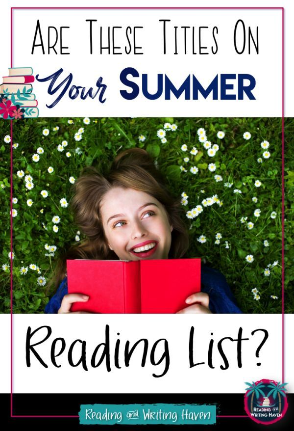 Summer Reading List For And By Teachers >> Summer Reading Recommendations For Teachers Recommend Reading List