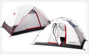 Groupon - $35 for a Swiss Gear Alpine Peak Two-Person Tent ($69.99 List Price). Free Shipping. in Online Deal. Groupon deal price: $35.00