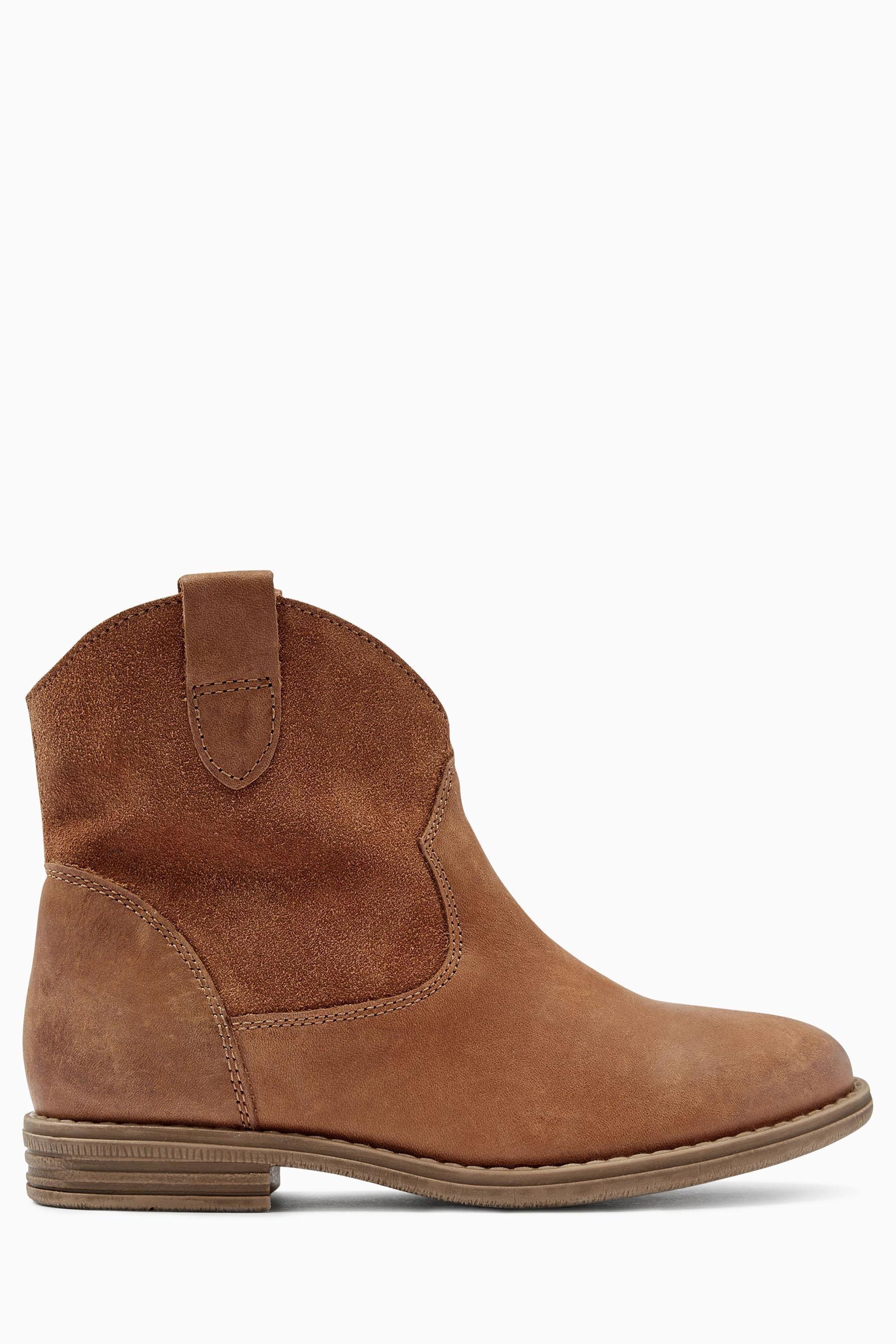 Kup Online Dzis W Next Polska Buty Kowbojki Starsze Dziewczynki Boots Western Boots Chelsea Boots
