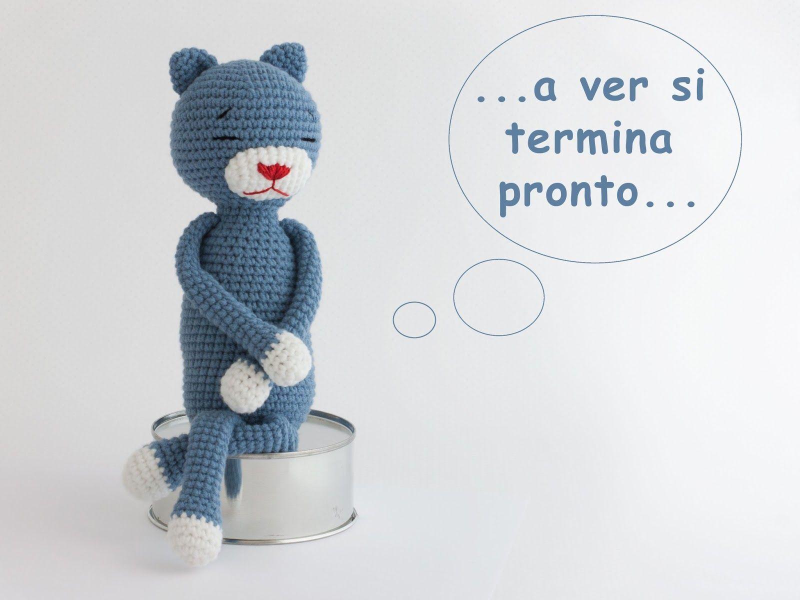 Amigurumis y otras cosas de ganchillo | амигуруми кот | Pinterest ...