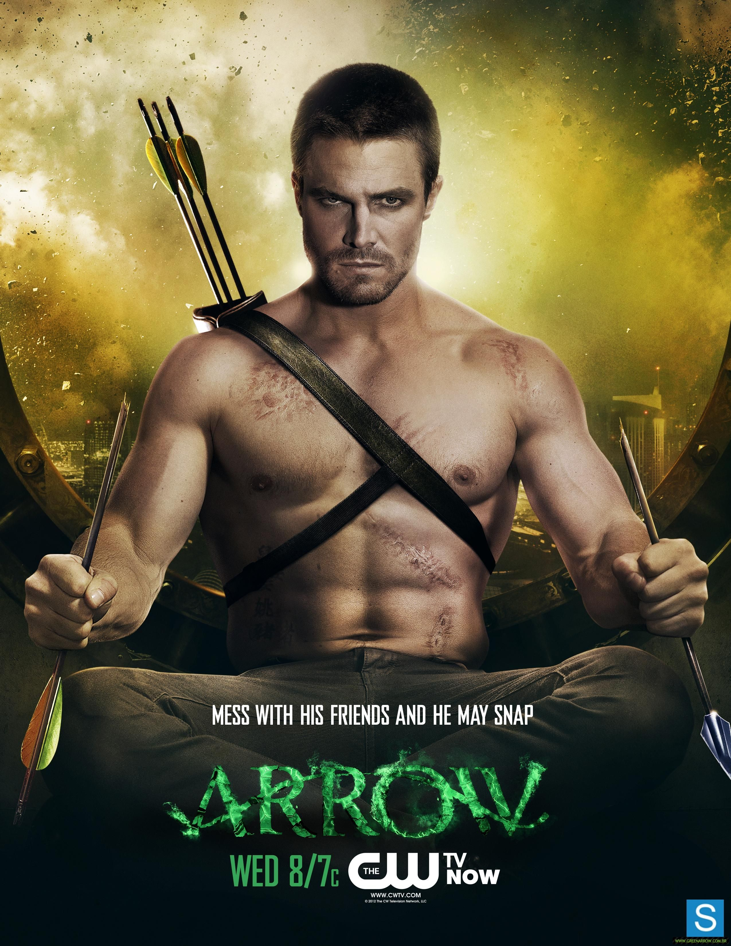Assistir Serie Arrow 2ª Temporada Dublado Online Arrow Tv