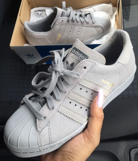 new concept 925d6 92928 There are 3 tips to buy these shoes  adidas superstars adidas ombre  superstar grey white adidas adidas adidas originals sneakers white sneakers  white grey ...
