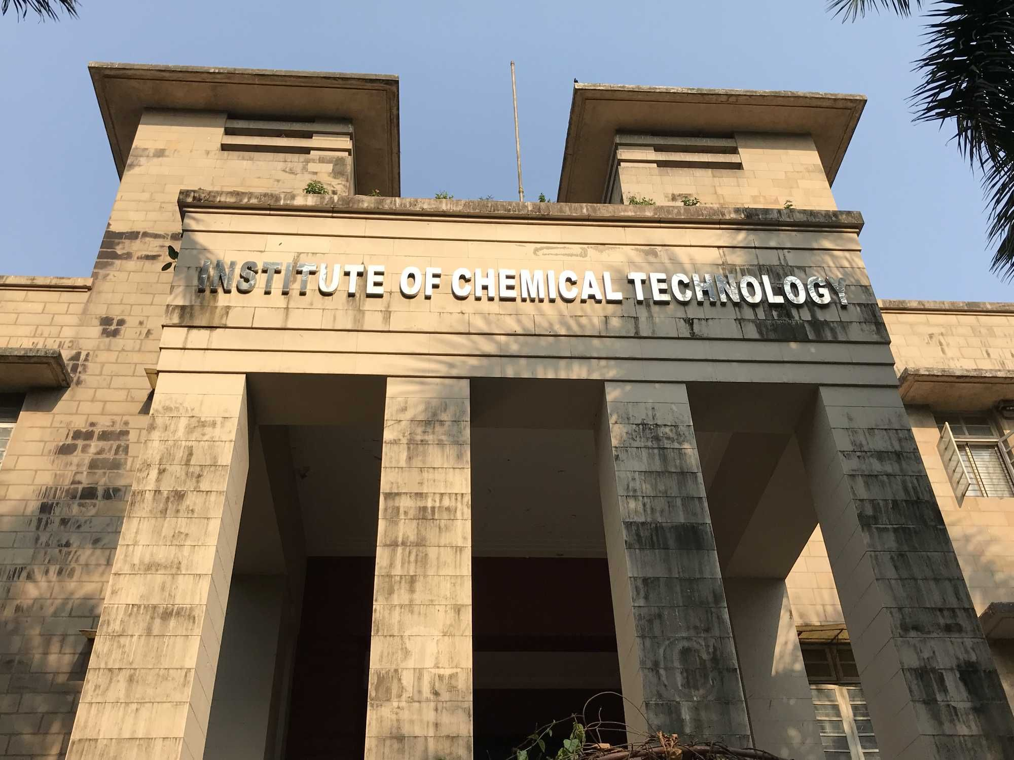 Institute of Chemical Technology, Mumbai B.Tech Update 2019 ...