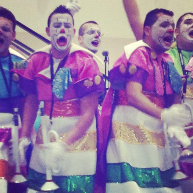 Carnaval 2012 Tenerife Los Mamelucos
