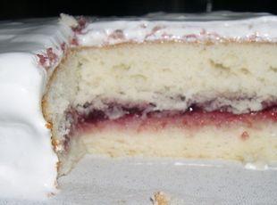 White Almond Wedding Cake Recipe Just A Pinch Recipes