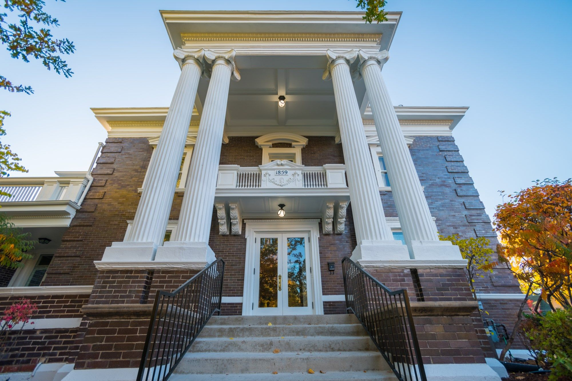Parkside Mansion Denver, CO is best event rentals for