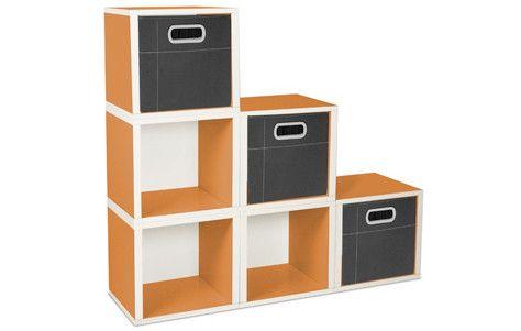 Way Basics Storage Cubes Are Smart, Sustainable, And VOC Free